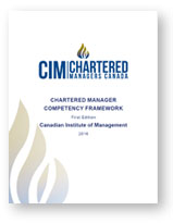 Chartered Manager Competency Framework Brochure